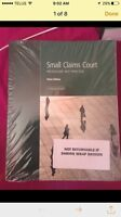 Law clerk college books