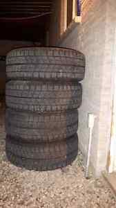 winter tires for sale Stratford Kitchener Area image 2