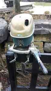Vintage Scott-Atwater outboard motor