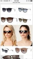 Authentic Ray Ban Erika's!