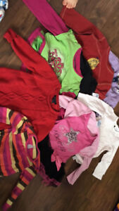 18month + 2T girls clothing