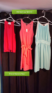 MED Womens Dresses & Top