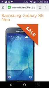 Wanted Samsung Galaxy s5 neo unlocked or with wind Peterborough Peterborough Area image 1