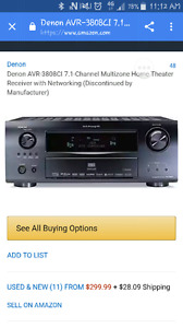 7000 dollar msrp Denon AL24 ADVANCED PROCESSING MULTI CHANNEL