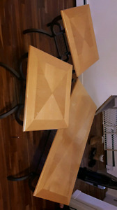 Coffee tables good shape 250 obo have then apart ready to go