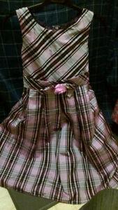BN  girls size 14 dress