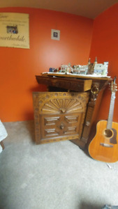 1800's cabinet