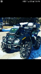 2007 can am outlander 800