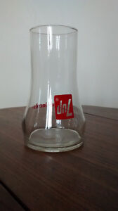 7-Up collector's glass