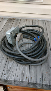 50 amp cable