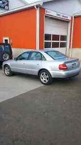 99 Audi A4 trade or swap