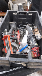 Random tools. Cleaned out trailer. Make me an offer
