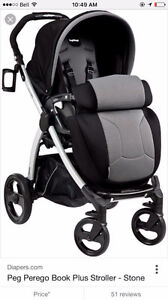 Peg Perego BOOK with seat!