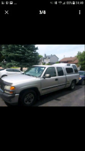 pick up sierra 2001 2X4