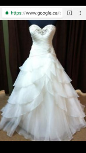 Mori Lee 1806 wedding dress