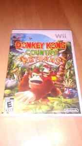 Donkey Kong Country Returns/Wii