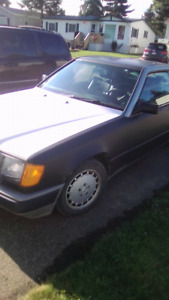 Mercedes 300!!! Reduced price cash is king