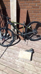 27 inch mountain bike