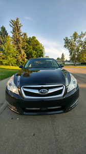 2010 Subaru Legacy 6 Speed; Fantastic Condition !