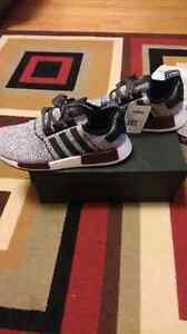 Ds champs,exclusive NMD maroon brand new