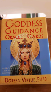 Goddess Guidance Oracle Cards by Doreen Virtue