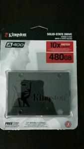 Kingston 480GB SSD