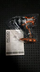 Ridgid Brushless X5 18 Volt Drill Brand New