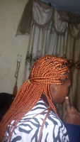 Mesh available and hair stylist. Excellent service & affordable
