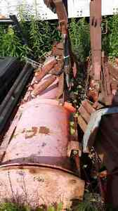 Old plows