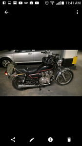 For sale $1200 Suzuki gs650gl motorcycle