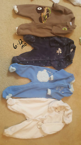 Boys Clothes 6-12 months