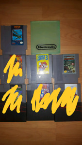 Various nes games for sale