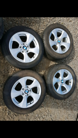 Genuine BMW Alloy Wheels. Interest free pay up plam