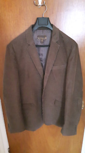 Brown Corduroy Sport Coat