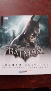 Batman: Arkham Universe Visual Guide
