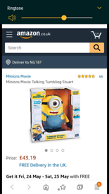 Talking minions for Sale | Baby & Kids Toys | Gumtree