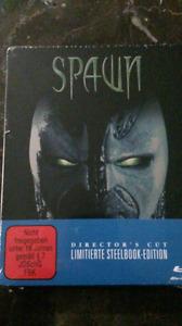 Spawn Blu-Ray Steelbook