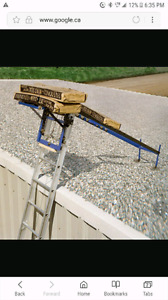 wanted!!! Roofing shingle ladder Hoist
