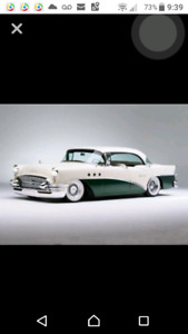 Looking for 1955 Buick Special 264 v8 Fireball