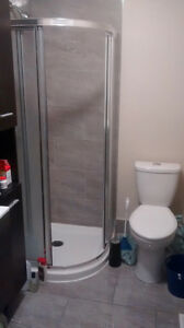 Room for rent/sublet in 4 bedroom house