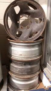 16 inch Rims for Tacoma Pickup 4WD and other vehices Kingston Kingston Area image 2