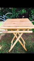 Bamboo side tabel