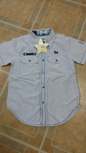 Brand New Hatley Size 6 Shirt