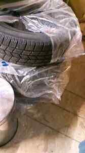 Winter tires  Kitchener / Waterloo Kitchener Area image 1