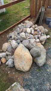 Free rocks/ fill