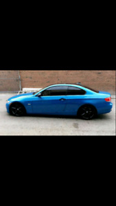 2007 BMW 335i 6 spd with nav