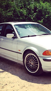 2001 BMW E46 330i only 150KMs