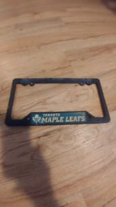 Toronto Maple Leafs licence plate