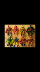 He-Man and the Masters of the Universe Lot of Toys