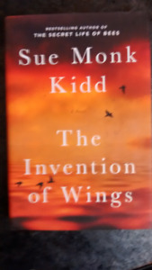 "Sue Monk Kidd, ""The Invention of Wings"""